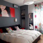 Moderna casa ya amueblada en Ensanche-habitacion