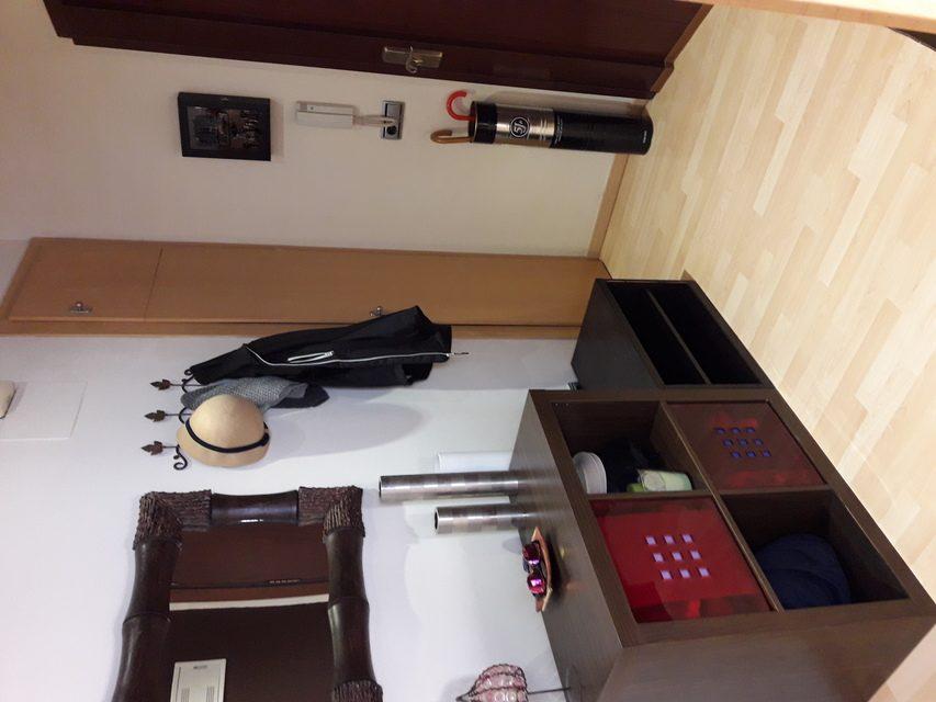 Moderna casa ya amueblada en Ensanche-pasillo 2