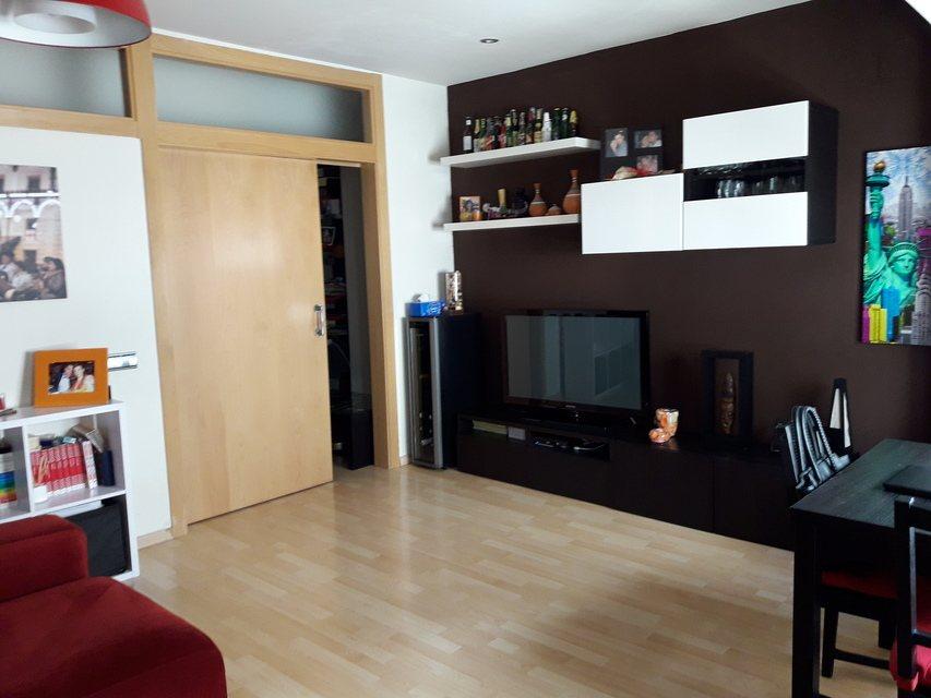 Moderna casa ya amueblada en Ensanche-salon