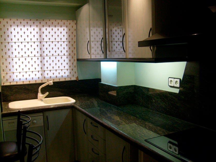 Muy acogedor piso todo reformado en Santa Rosa-cocina 2