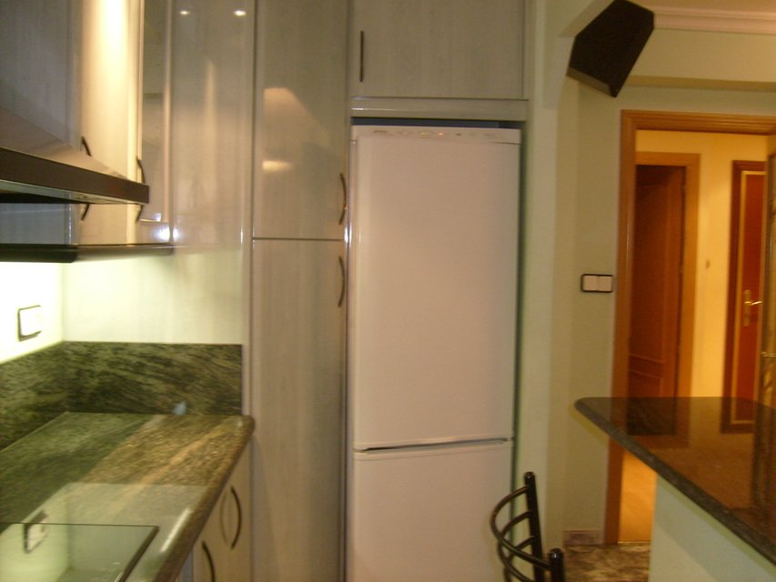 Muy acogedor piso todo reformado en Santa Rosa-cocina 4