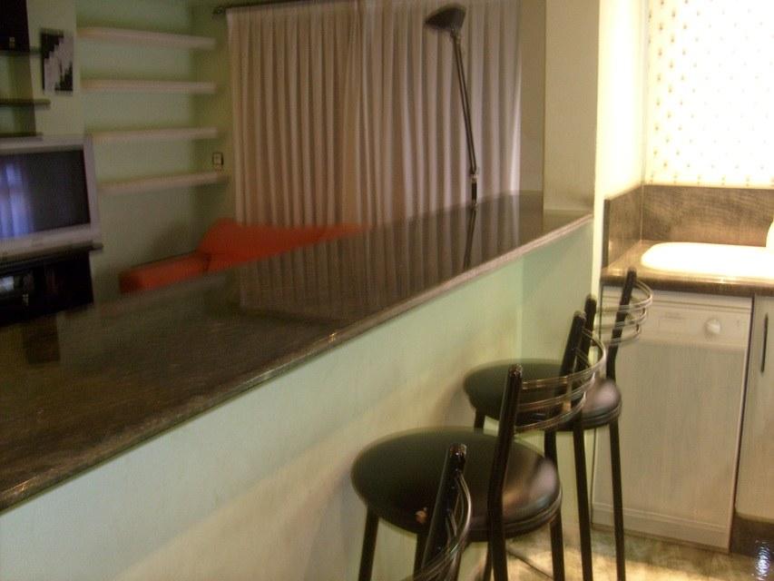Muy acogedor piso todo reformado en Santa Rosa-cocina