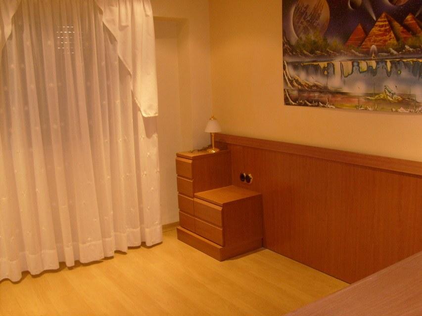 Muy acogedor piso todo reformado en Santa Rosa-habitacion