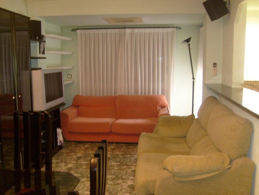 Muy acogedor piso todo reformado en Santa Rosa-salon 2