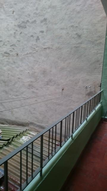 Piso acogedor con terraza acristalada en Santa Rosa-balcon