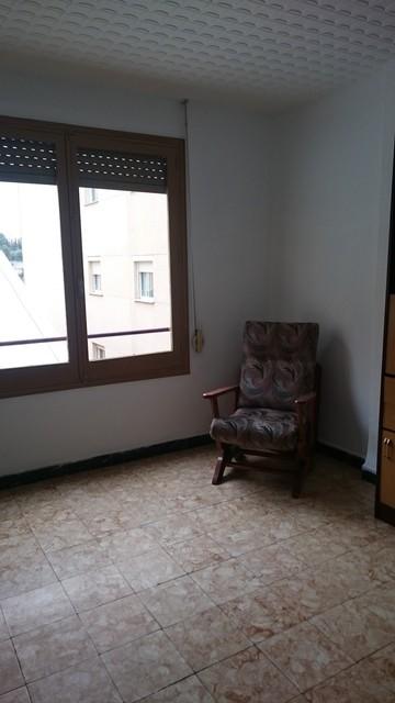 Piso acogedor con terraza acristalada en Santa Rosa-salon