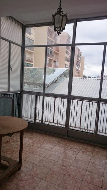 Piso acogedor con terraza acristalada en Santa Rosa-terraza 3
