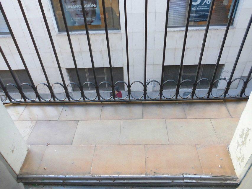 Piso céntrico en venta en Alcoy-balcon
