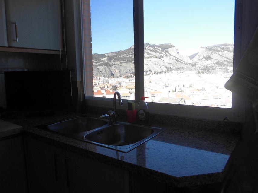 Piso con excelentes vistas en la Zona Alta-cocina 3
