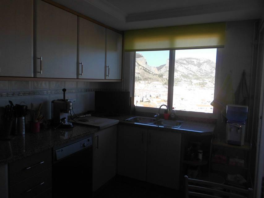 Piso con excelentes vistas en la Zona Alta-despachoPiso con excelentes vistas en la Zona Alta-cocina