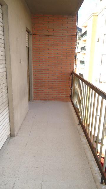 Piso con excelentes vistas en venta en Santa Rosa-balcon 2