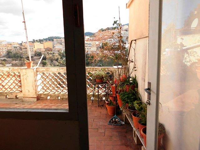 Piso en venta con bonitas vistas en Zona Viaducto-terraza