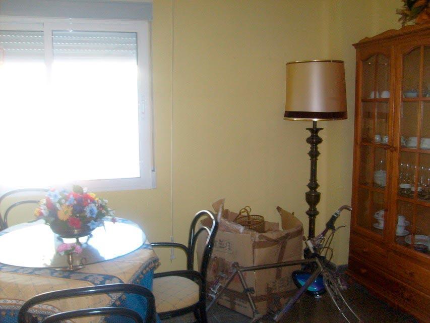Piso en venta con bonitas vistas en la zona de Santa Rosa-salon 2