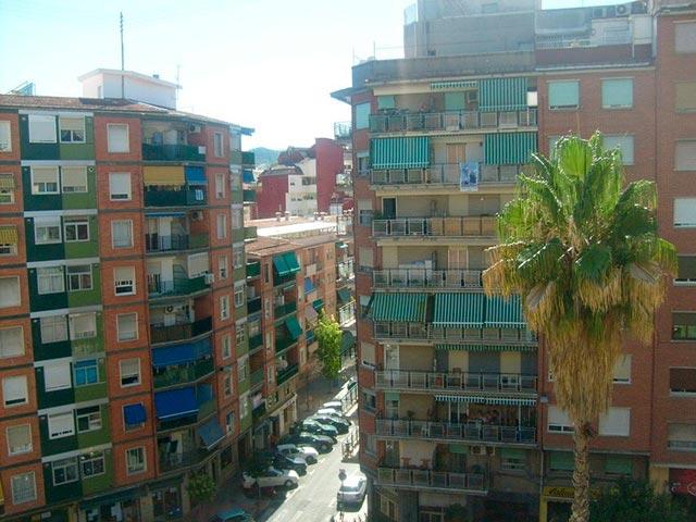 Piso en venta con bonitas vistas en la zona de Santa Rosa-vistas 8