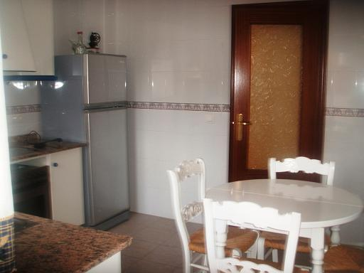 Piso en venta con garaje en Zona Céntrica-cocina