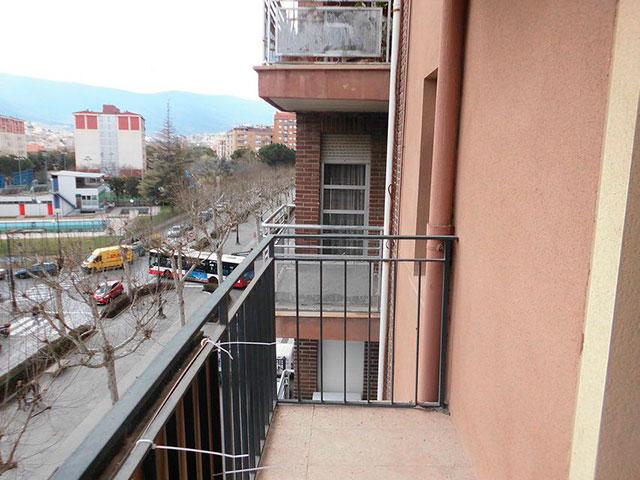Piso en venta de 3 habitaciones con galería en Zona Norte-balcon 2