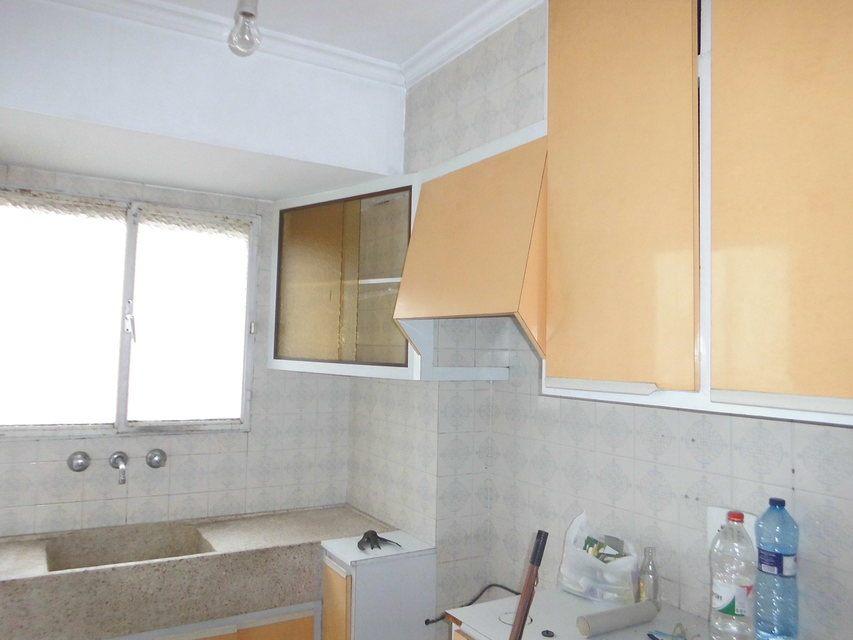 Piso en venta de 3 habitaciones con galería en Zona Norte-cocina 4