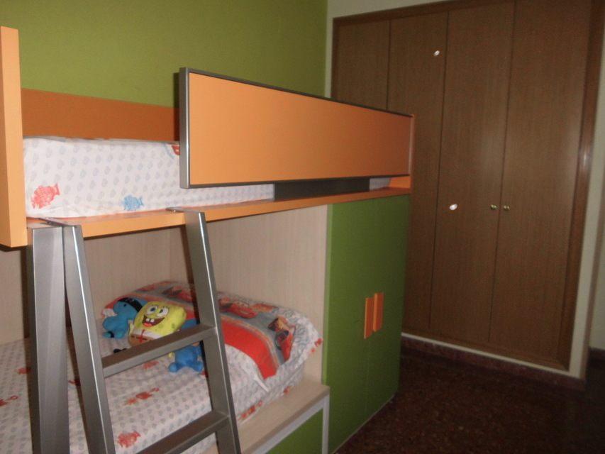 Piso espacioso con garaje en la Zona Alta-habitacion2