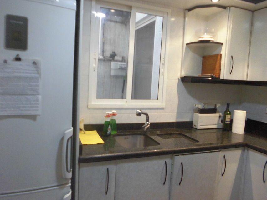 Piso moderno en Ensanche-cocina 2