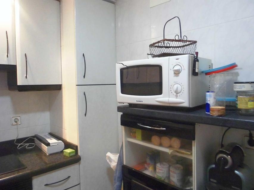 Piso moderno en Ensanche-cocina 3
