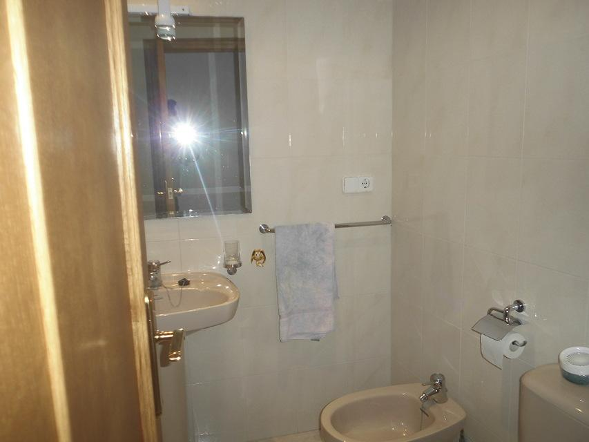 Piso muy espacioso en la Zona Centro-banyo 3