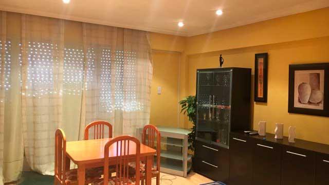 SE VENDE PISO REFORMADO CON PLAZA DE GARAJE EN SANTA ROSA, ALCOY-salon2