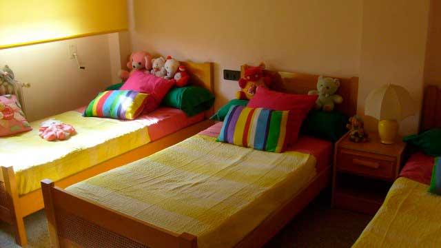 SE VENDE PRECIOSO CHALET EN GORMAIG-dormitorio2