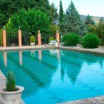 Se vende masía rústica en Bocairent-piscina (2)