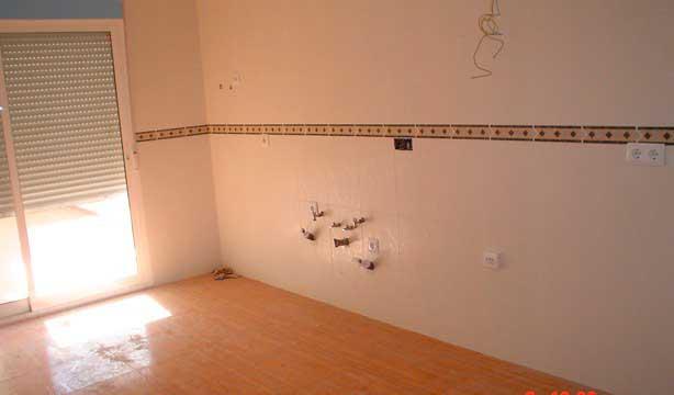 Se vende piso céntrico recién reformado en Alcoy-habitacion