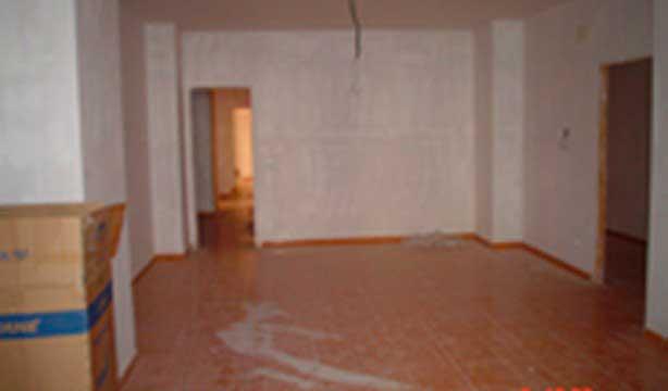Se vende piso céntrico recién reformado en Alcoy-salon