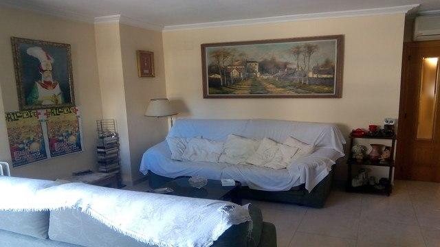 Se vende piso con 3 habitaciones en zona centro-salon 2