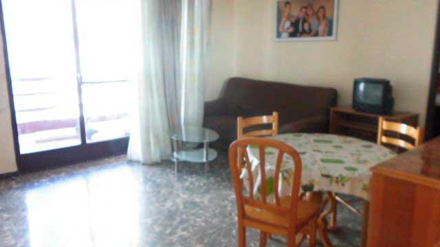 Se vende piso con balcon en zona norte-salon
