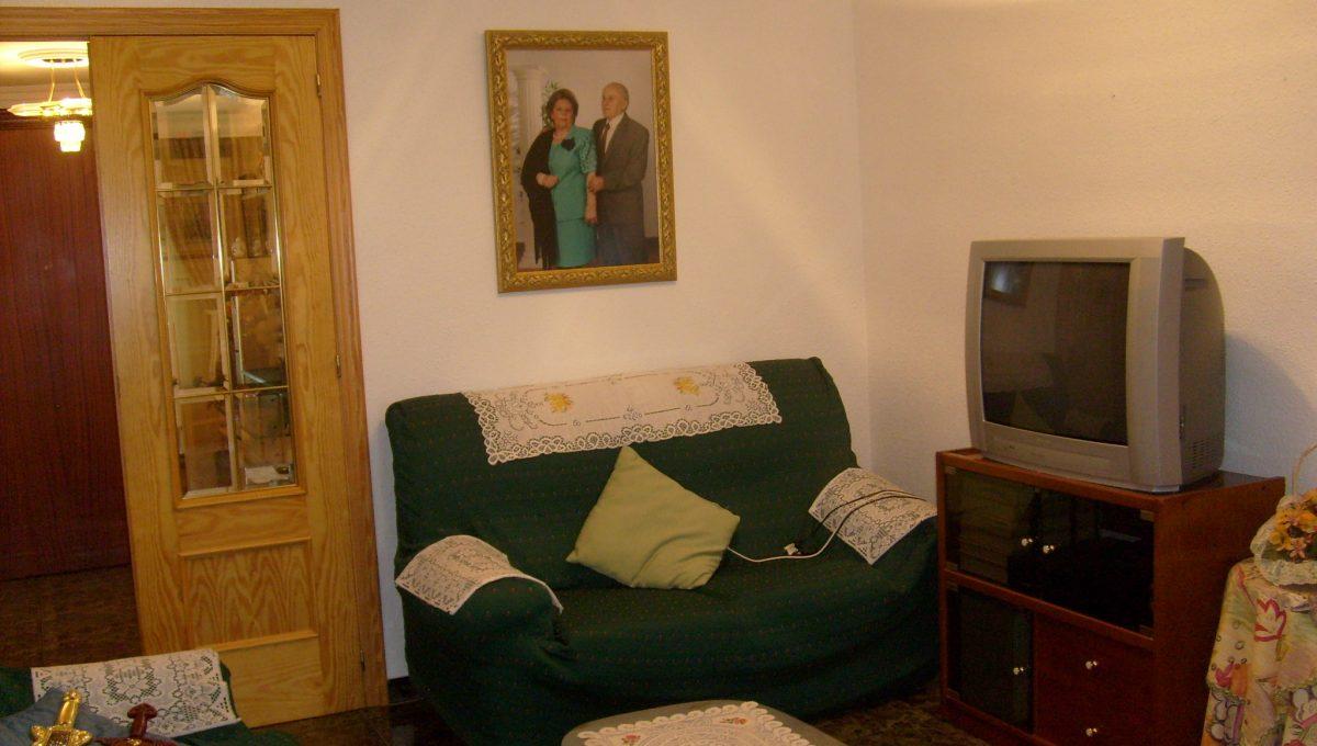 Se vende piso con buena orientación Zona Norte-salon 2