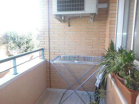 Se vende piso de 3 habitaciones todo reformado en Zona Norte-balcon