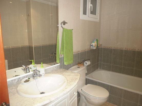 Se vende piso de 3 habitaciones todo reformado en Zona Norte-banyo
