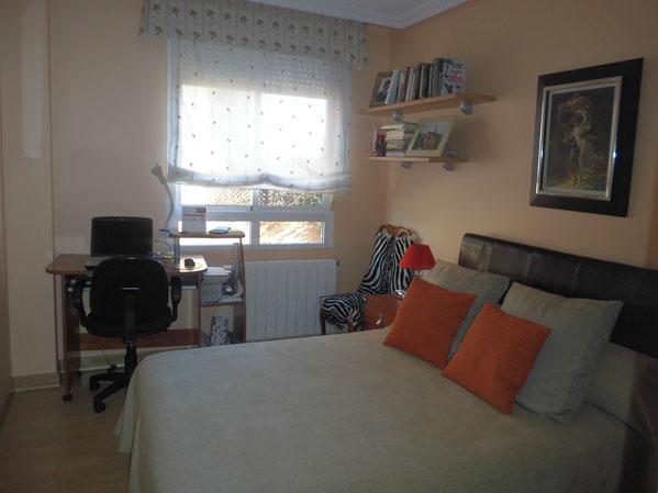Se vende piso de 3 habitaciones todo reformado en Zona Norte-dormitorio 2