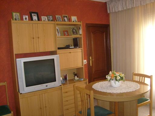 Se vende piso de 4 habitaciones en Zona Norte-salon 2