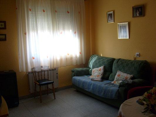 Se vende piso de 4 habitaciones en Zona Norte-salon