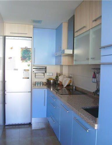 Se vende piso luminoso en La Alameda-cocina 2
