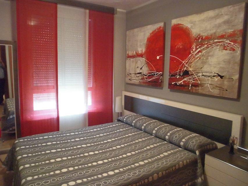Se vende piso muy soleado y bonito en la Zona Alta-habitacion2