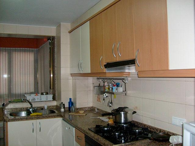 hogar con una gran terraza exterior en ensanche -cocina 3
