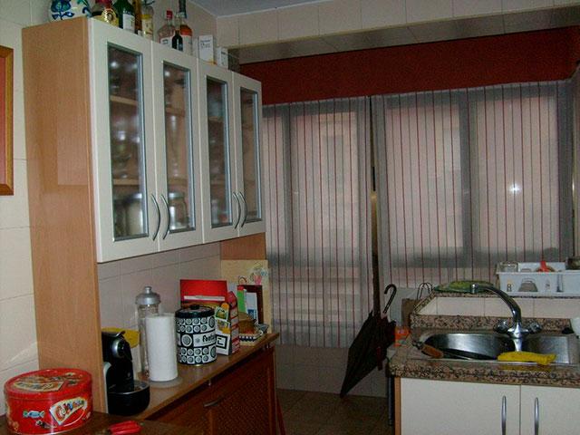 hogar con una gran terraza exterior en ensanche -cocina2