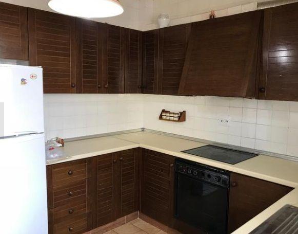 Vivienda soleada y con vistas en Ensanche-cocina