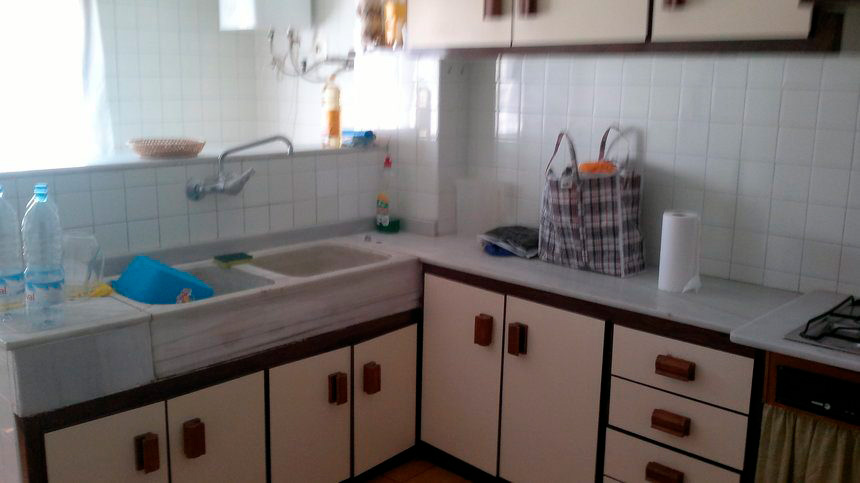 Vivienda bien ubicada en Ensanche-cocina