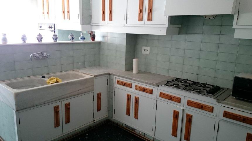 Vivienda con gas natural en Ensanche-cocina