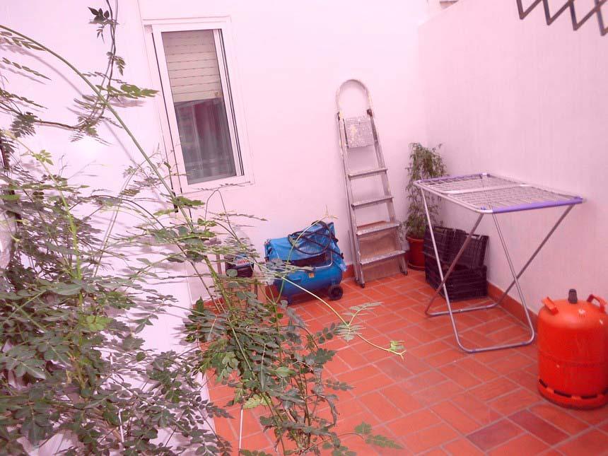Vivienda con grandes ventajas en Ensanche-patio