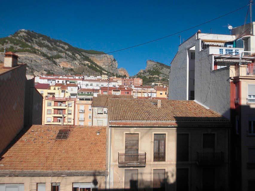 Vivienda con buenas vistas en Ensanche-vistas2