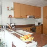 Vivienda con grandes estancias en Ensanche-cocina