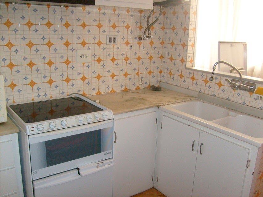 Vivienda acogedora con estilo antiguo en Santa Rosa-cocina