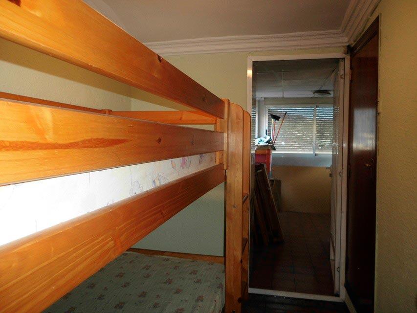 Vivienda con 4 habitaciones en la Alameda-habitacion